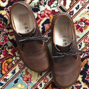 Birkenstock Leather Lace-Up Shoe 👞 🥰